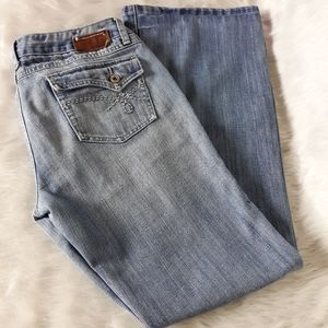 MUDD Low Rise Flare Jeans Sz 11